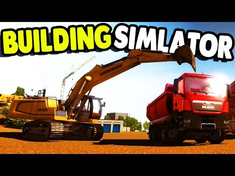 BIG Building Projects & HEAVY Equipment| Construction Simulator 15 Multiplayer Gameplay