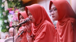 SALAMAN YA UMAROL FARUQ Muhasabatul Qolbi Live Perform at Kenjeran Surabaya