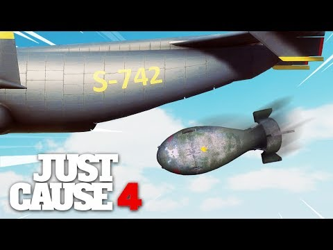 Just Cause 4 - WORKING NUKE FOUND!