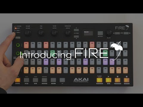 FL STUDIO FIRE | Introducing Akai FIRE