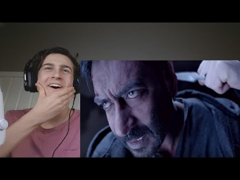 Download Shivaay Trailer #2 Official | Ajay Devgn | Movie | Reaction