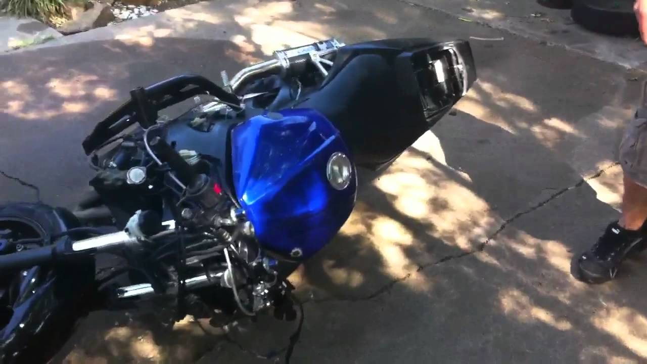 Yamaha R Cage