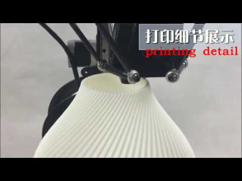 low cost delta 3d printer for small business(from China)