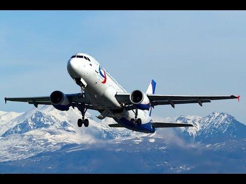 UDYZ (ЕРЕВАН) - URKA (АНАПА) | A320 FF | X-PLANE 11