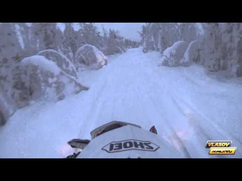 LEVI | SNOWMOBILE | GOPRO | DANIIL VLASOV | BRAPP |