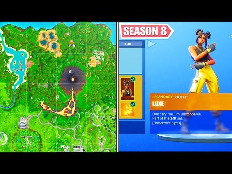 New Fortnite Season 8 Tier 100 Skin Fortnite Battle Royale V Bucks