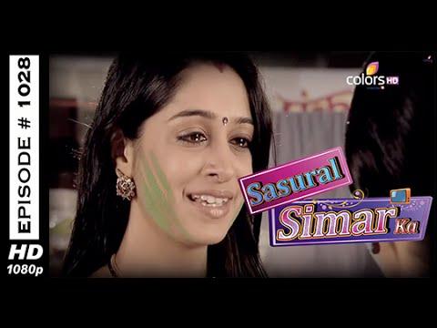 Sasural Simar Ka - ससुराल सीमर का - 19th November 2014 - Full Episode (HD