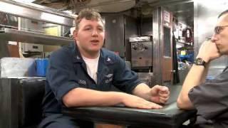 USS Toledo Sub Chef