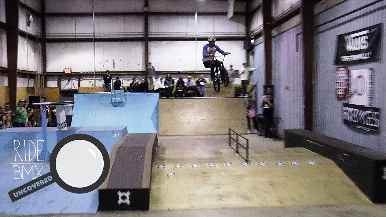 UNCOVERED BMX STOP 2 WAS INSANE! - YouTube