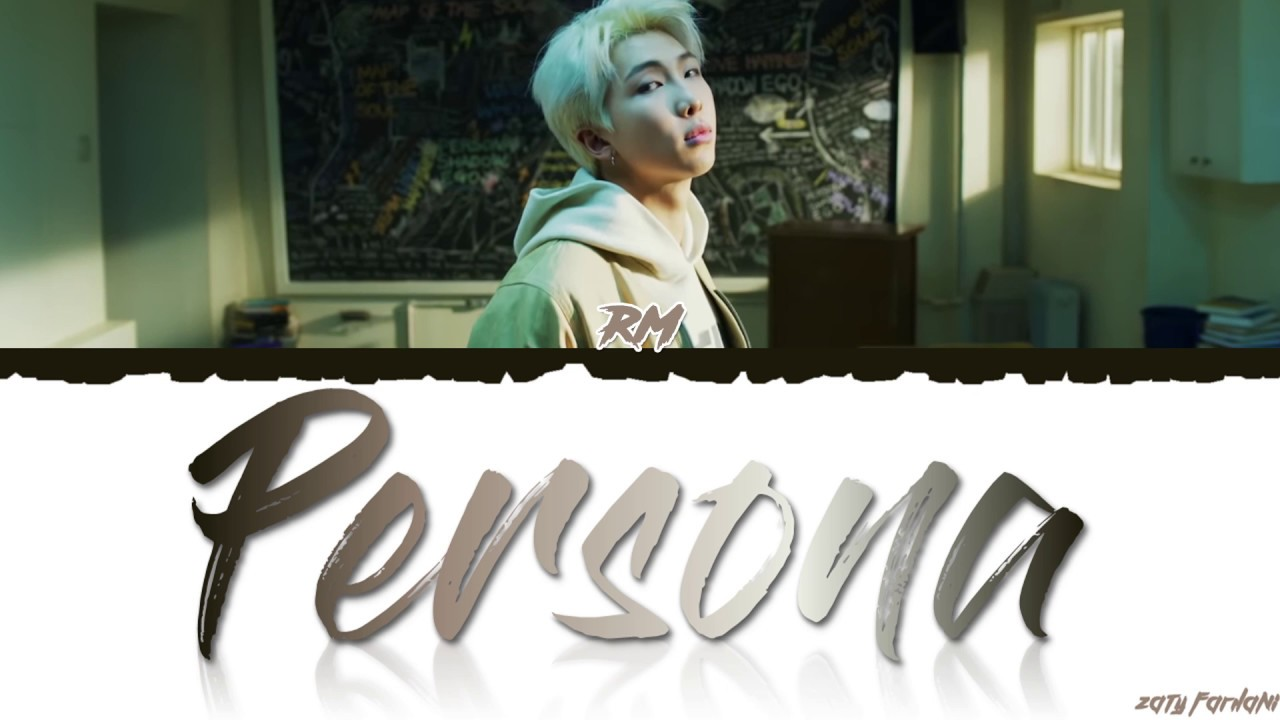 BTS (방탄소년단) MAP OF THE SOUL : PERSONA \'Persona\' Lyrics [Color  Coded_Han_Rom_Eng]