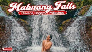 Mabnang Falls, Claveria, Cagayan