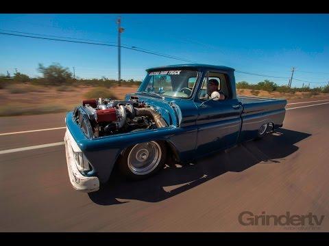 Twin Turbo GMC