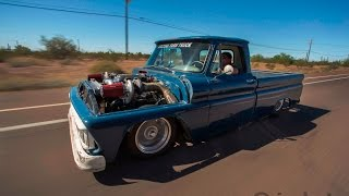 Twin Turbo GMC
