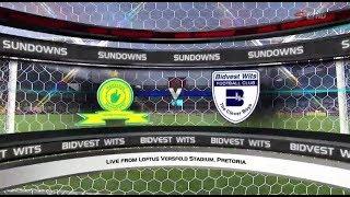 Absa Premiership 2017/18 | Mamelodi Sundowns vs Bidvest Wits