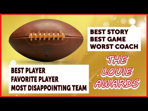 2019 COLLEGE FOOTBALL MIDSEASON AWARDS | BEST PLAYER -- WORST COACH - MOST DISAPPOINTING TEAM