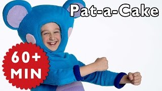 Pat-a-Cake and More | Nursery Rhymes from Mother Goose Club!