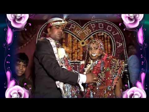 indian-jaimala-(jaymala)varmala-ceremony-||-indian-marriage-traditions-occasion-||-kuldeep-marriage