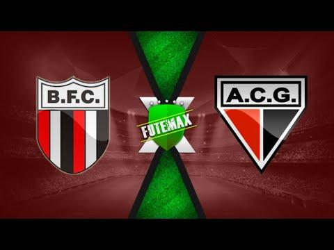 Botafogo SP X Atletico GO ao vivo