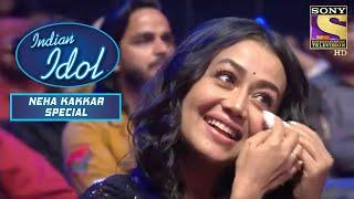 'Mile Ho Tum Humko' Song पे हो गयी Neha भावुक  | Indian Idol | Neha Kakkar Special