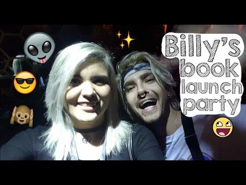 Billys Book Launch Party! | Mexico City | Yüki Stern