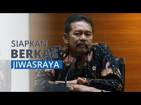 Kejagung Targetkan Berkas Kasus Jiwasraya Rampung dalam Dua Bulan