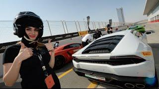 Lamborghini Racing Dubai