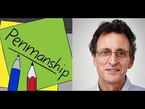 Penmanship Episode 37: Richard Guilliatt (May 2017)