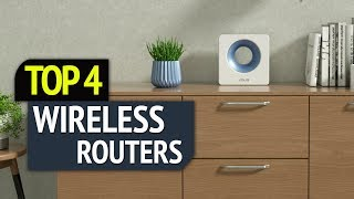 TOP 4: Best Wireless Routers 2019
