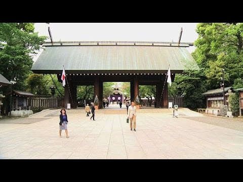 More than 100 Japanese lawmakers visit Tokyo war shrine
