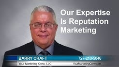 Reputation Marketing Pointers For Tarpon Springs Business Owners From Your Marketing Crew
