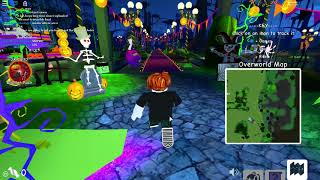 How To Get Pumpkin Fedora and Spider Antlers (Roblox Hallow's Eve Event)
