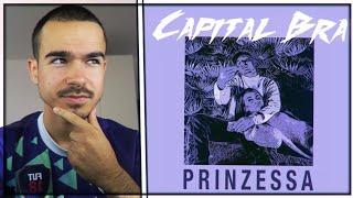 Erne REAGIERT auf Capital Bra - Prinzessa    Örni STREAM HIGHLIGHTS