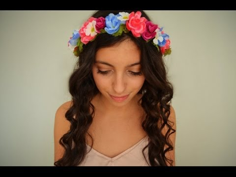 DIY Flower Headband ♡