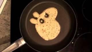 Как для детей можно печь блины