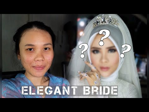 Wedding Makeup Routine 2018