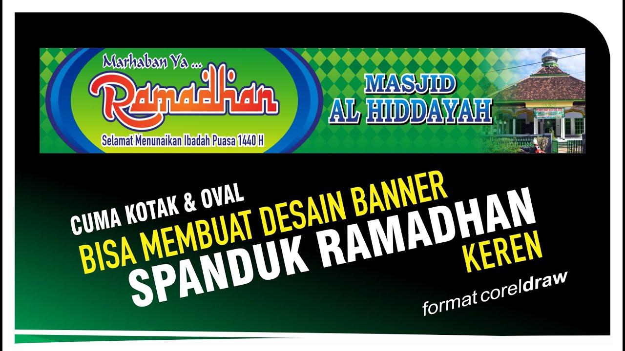 DESAIN SPANDUK RAMADHAN 1440 H, 2019, Banner ramadhan ...