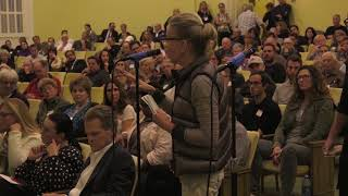 SCRA Special Community Meeting 2019 10 01 Comments 5
