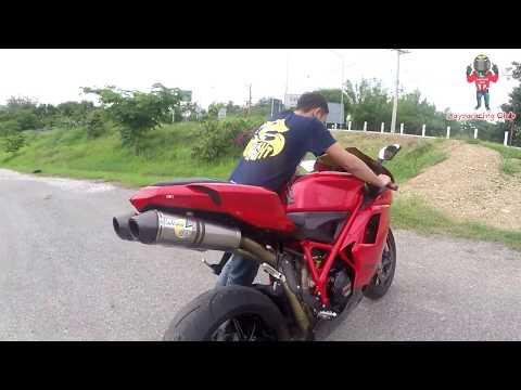 เสียงท่อ Ducati Evo 848 รอบตัด by พี่ Ket Evolution ติดตามรีวิวเต็มๆได้เร็วๆนี้