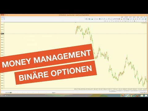 Gutes Binäre Optionen Money Management – so geht's richtig!
