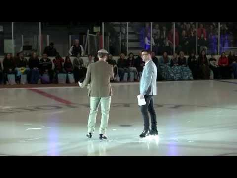 Brian Boitano, Michael Buckley and Michael Weiss open 2015 ICE Champions LIVE
