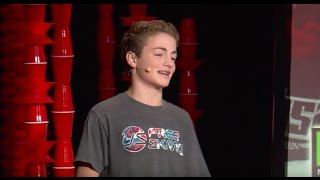 What it Takes for the Olympics | Hunter Henderson | TEDxYouth@BeaconStreet