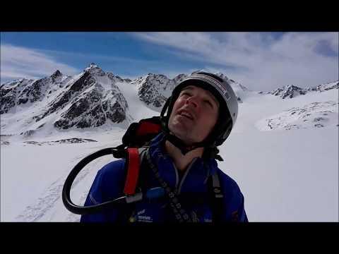 Mentale veerkracht ~ Wendbaarheid ~ Bijna doodervaring ~ 15 meter val in een gletsjerspleet.