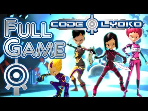 Code Lyoko: Quest For Infinity FULL GAME Longplay (Wii, PS2, PSP)
