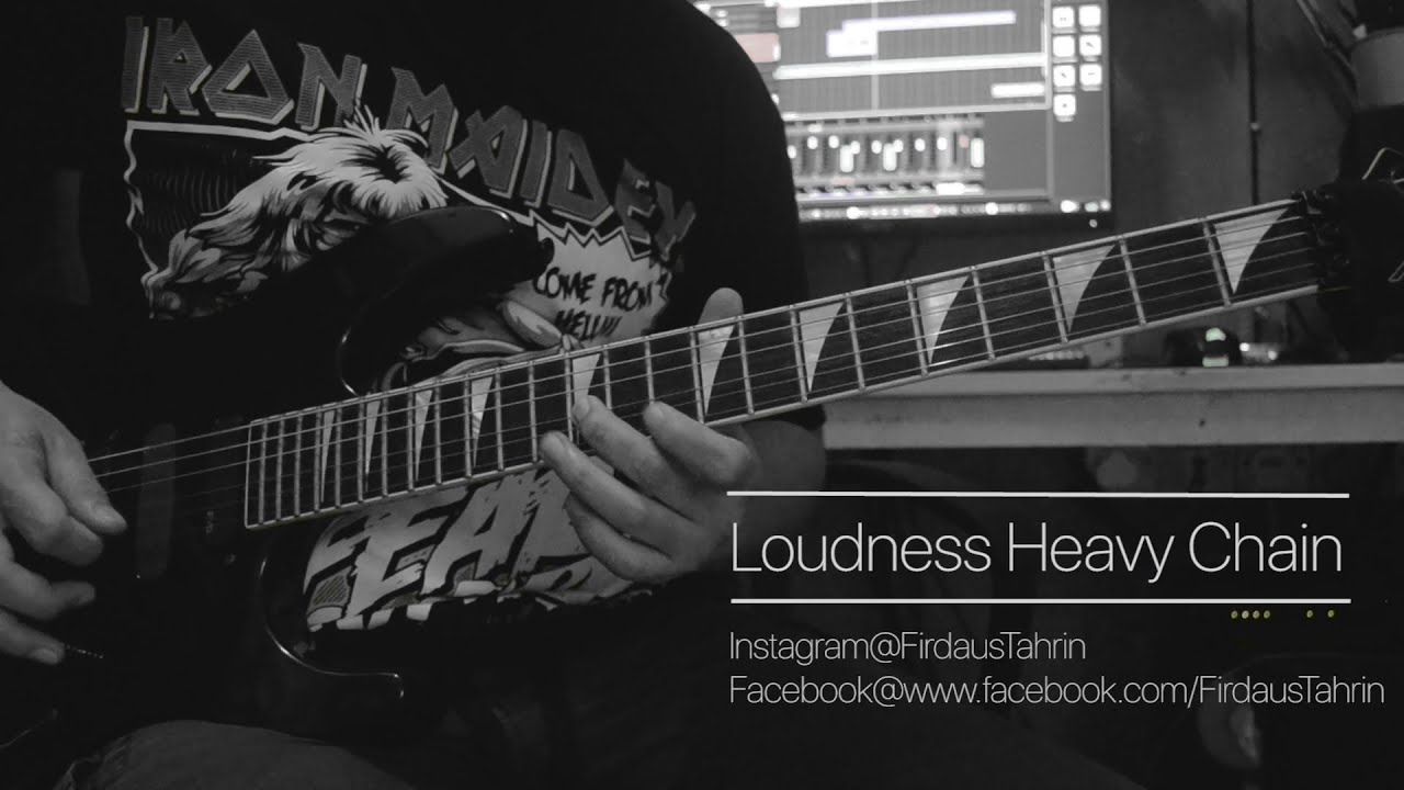 Loudness // Heavy Chain Cover