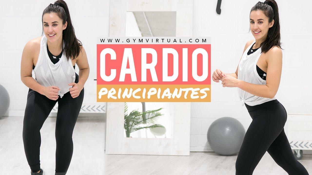 Cardio Para Principiantes Sin Impacto Para Evitar El Dolor En Las Rodillas Gymvirtual Rutinas De Entrenamiento Ejercicios De Cardio Cardio Para Quemar Grasa