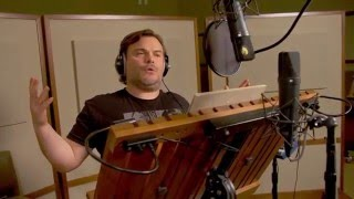 Kung Fu Panda 3 Voice Cast Recording, B-Roll & Bloopers - Jack Black, Angelina Jolie, Bryan Cranston