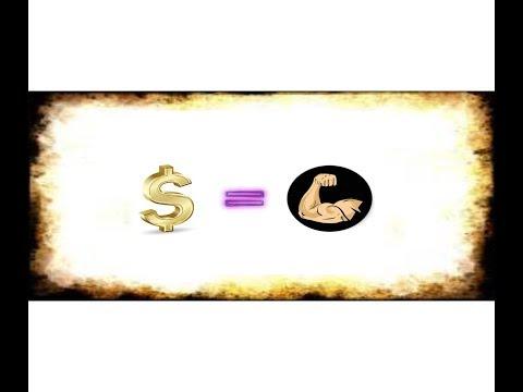 Money is Power?