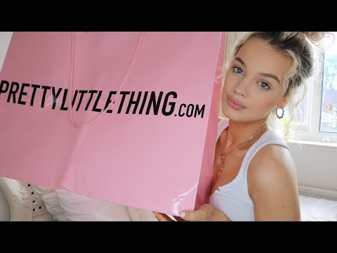 PRETTY LITTLE THING HAUL - EGO, PUBLIC DESIRE | Madison Sarah