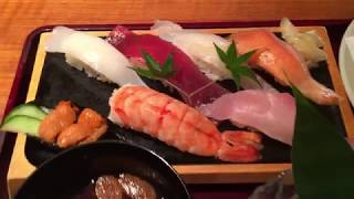 Japanese Sushi Set:  Of course this has to be the first thing you do in Japan!