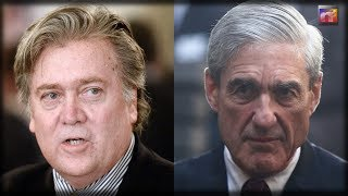 "Bannon Is BACK With A Plan To ""Cripple"" The Mueller Witch Hunt – Here's How He Would Do It"